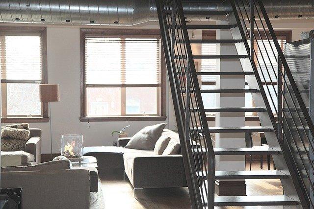 décorer un petit loft
