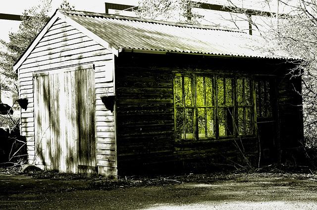 prix garage bois